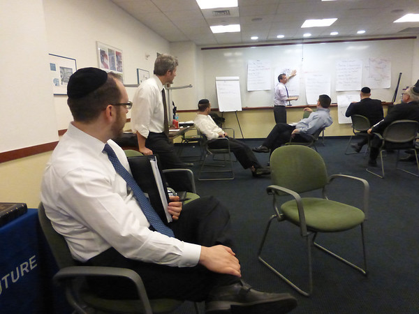 Rabbinic Mediation Training - Day 2